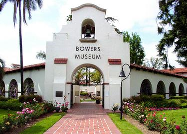 Bowers Museum – Santa Ana, California